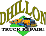 Dhillon Truck Repair Ltd. logo
